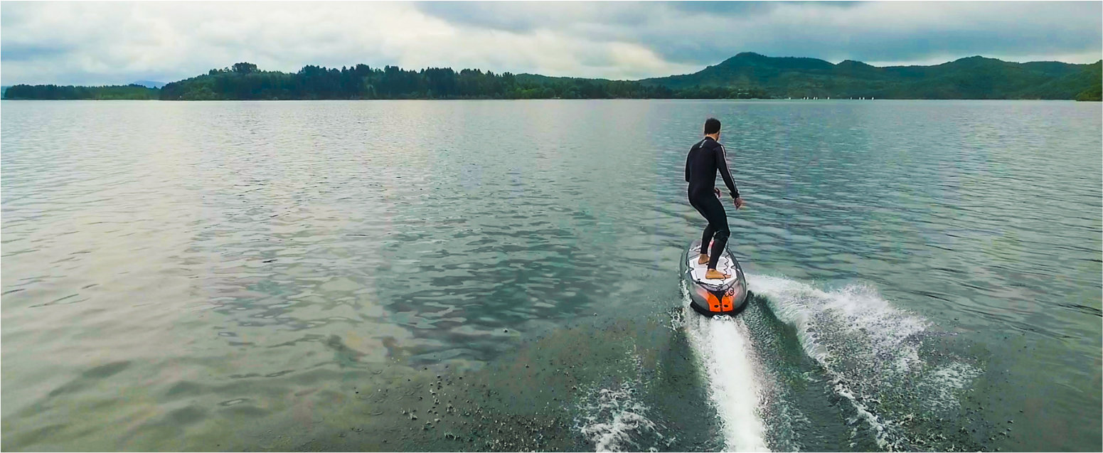 Carver X Electric Jetboard