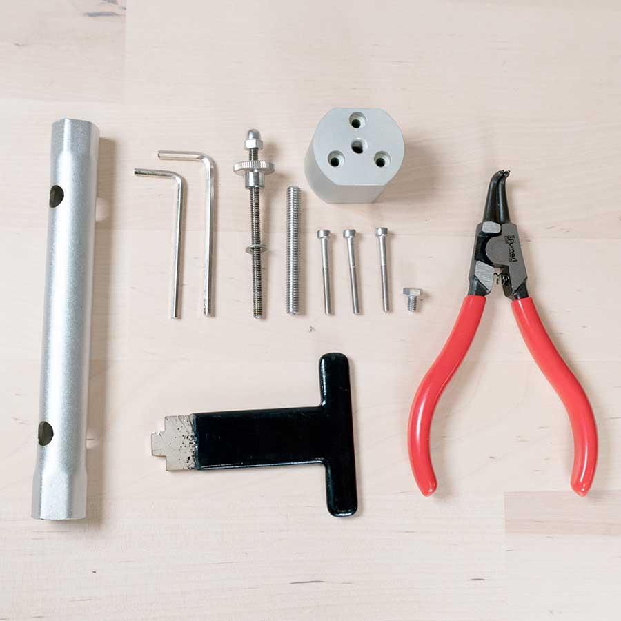Tooling kit